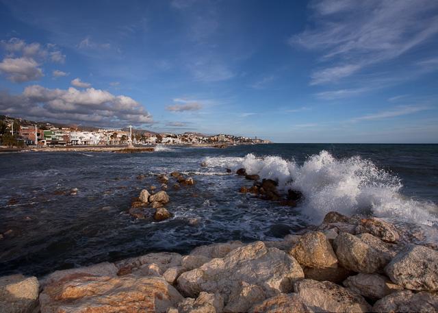 Inntrykk fra Malaga i januar